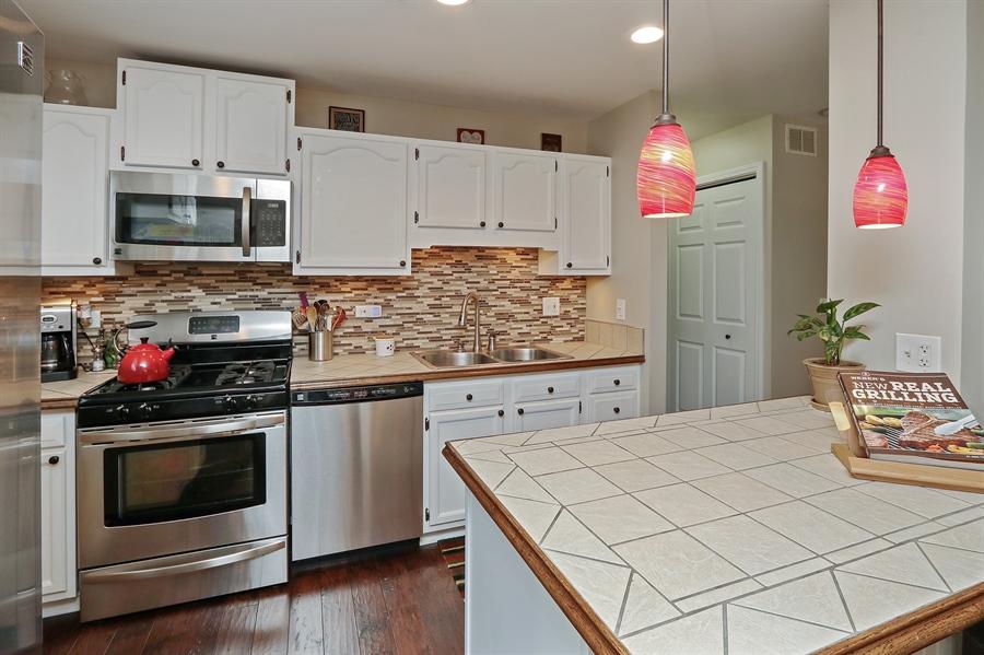 Real Estate Photography - 20745 W Genoa Ave, Lake Villa, IL, 60046 - Kitchen