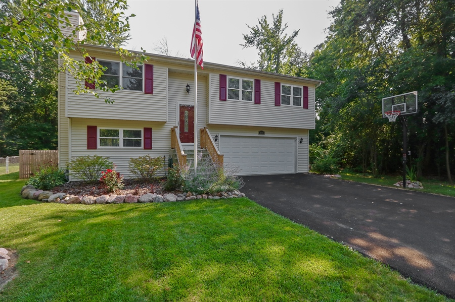 Real Estate Photography - 20745 W Genoa Ave, Lake Villa, IL, 60046 - Front View