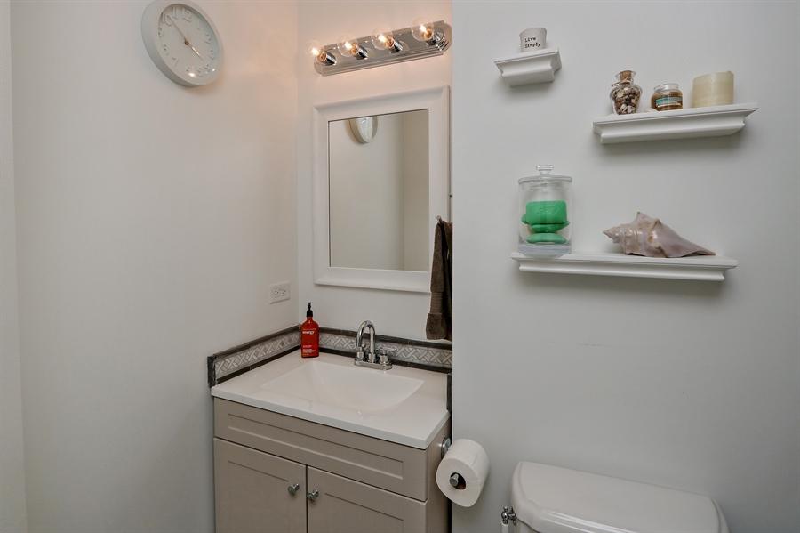 Real Estate Photography - 20745 W Genoa Ave, Lake Villa, IL, 60046 - Bathroom