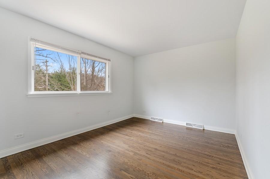 Real Estate Photography - 867 Auburn, Highland Park, IL, 60035 - Master Bedroom