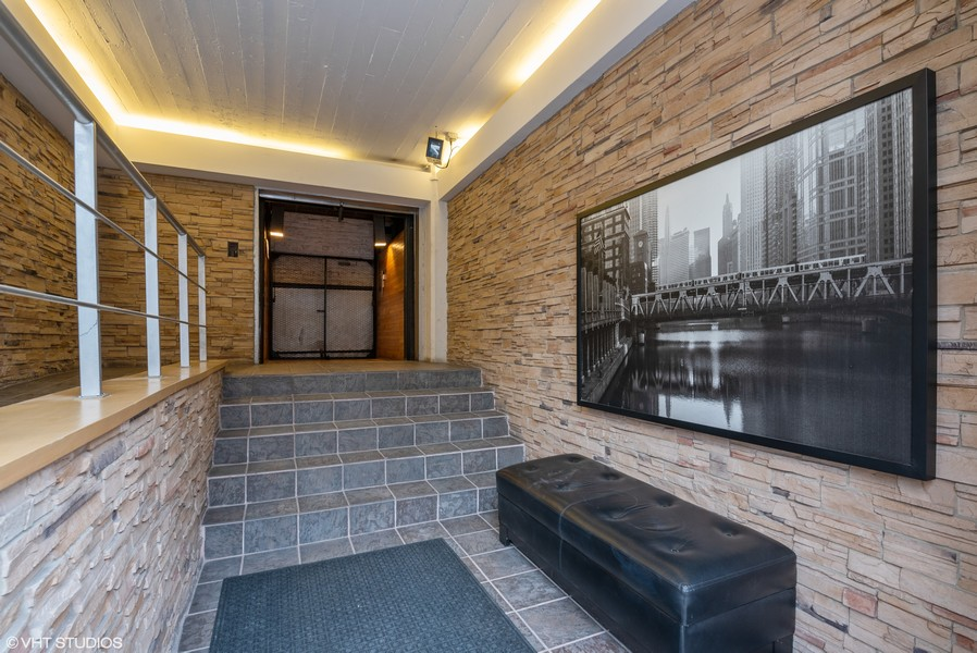 Real Estate Photography - 1855 N Halsted St, 4, Chicago, IL, 60614 - Lobby