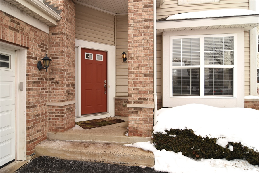 Real Estate Photography - 314 Seaton, Lake Zurich, IL, 60047 - Front View