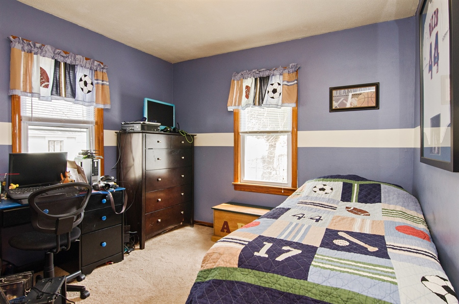 Real Estate Photography - 729 Warren, Palatine, IL, 60074 - 4th Bedroom