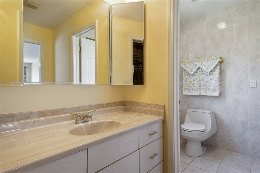 Real Estate Photography - 1910 Landwehr, Northbrook, IL, 60062 - Master Bathroom