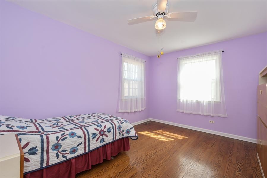Real Estate Photography - 1910 Landwehr, Northbrook, IL, 60062 - 3rd Bedroom