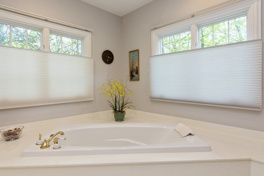 Real Estate Photography - 26709 N Countryside Lake Dr, Mundelein, IL, 60060 - Master Bathroom