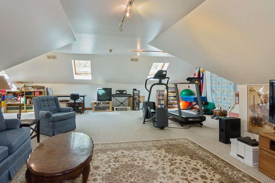 Real Estate Photography - 26709 N Countryside Lake Dr, Mundelein, IL, 60060 - Bonus Room