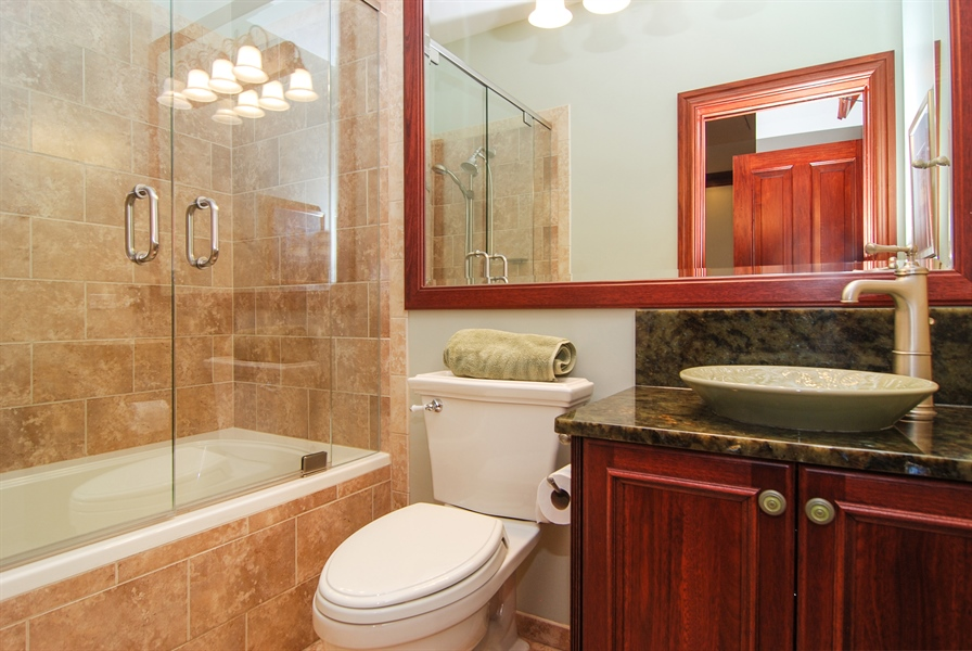 Real Estate Photography - 807 Forest Ave, River Forest, IL, 60305 - Bathroom