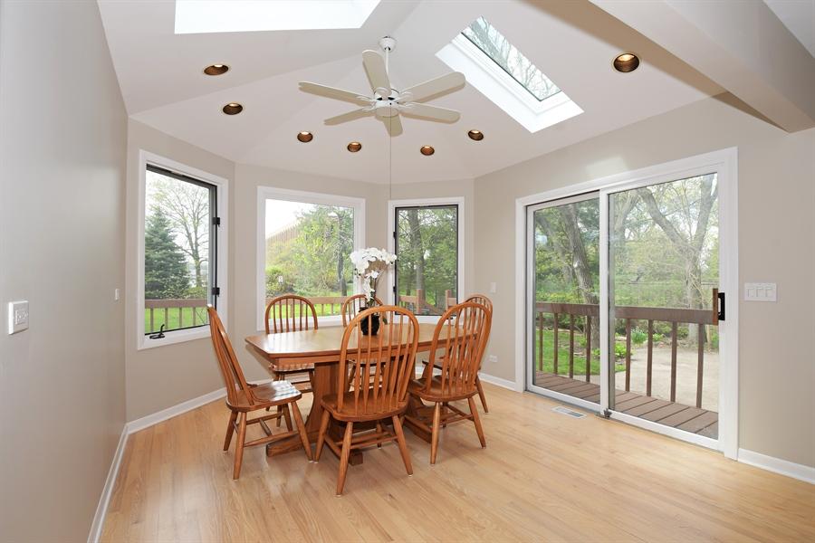 Real Estate Photography - 1635 We Go Trl, Deerfield, IL, 60015 - Kitchen / Breakfast Room