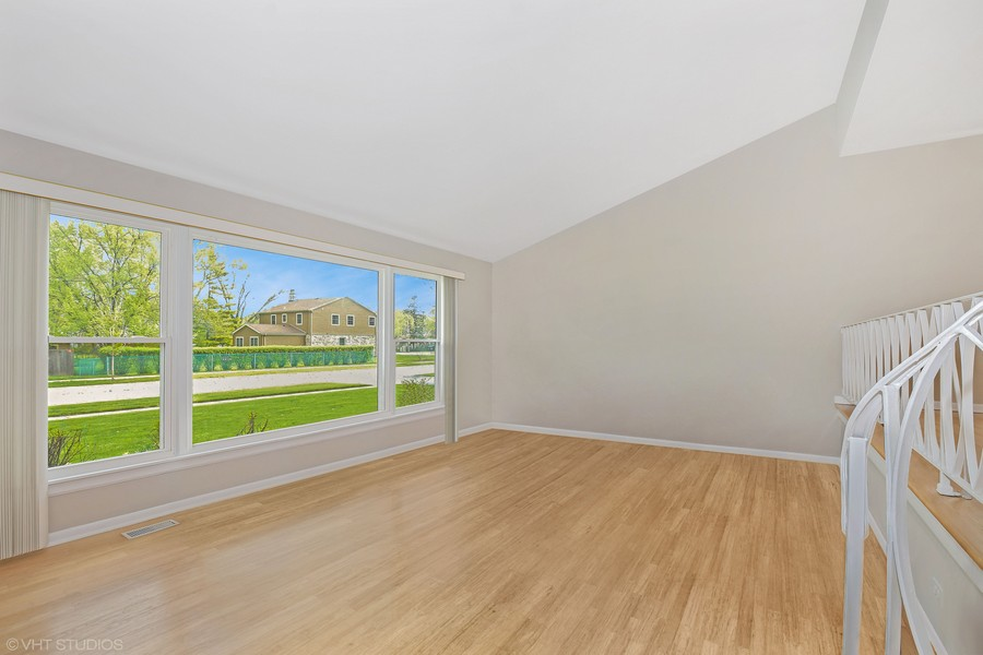Real Estate Photography - 1635 We Go Trl, Deerfield, IL, 60015 - Living Room