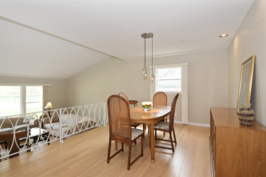 Real Estate Photography - 1635 We Go Trl, Deerfield, IL, 60015 - Living Room/Dining Room