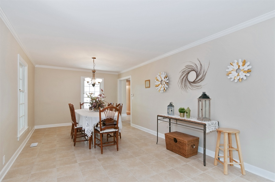 Real Estate Photography - 29W631 Schick, Bartlett, IL, 60103 - Dining Room