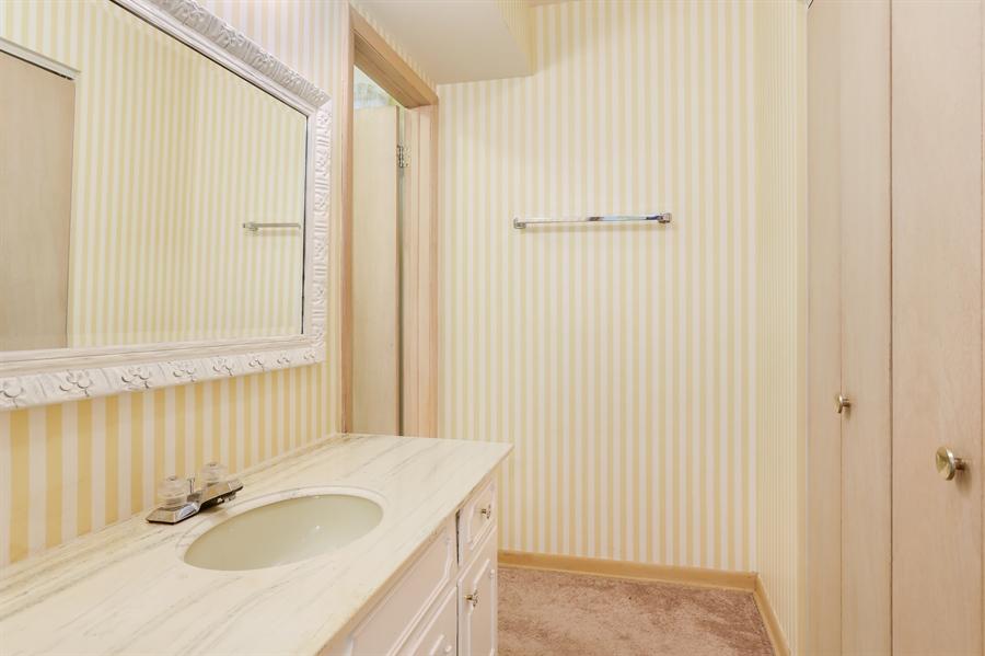 Real Estate Photography - 3040 Lake Shore Drive, Long Beach, IN, 46360 - Master Bathroom