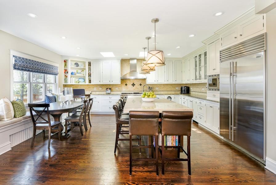Real Estate Photography - 1133 Ashland, Wilmette, IL, 60091 - Wonderful Chef's Kitchen