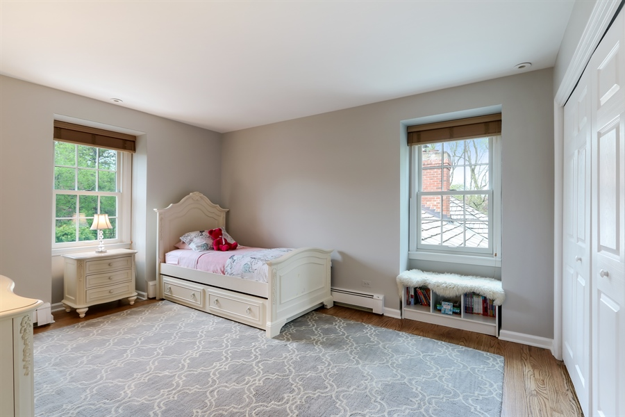 Real Estate Photography - 586 Meadowood Dr, Lake Forest, IL, 60045 - 2nd Bedroom