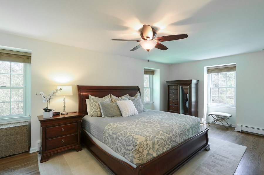 Real Estate Photography - 586 Meadowood Dr, Lake Forest, IL, 60045 - Master Bedroom