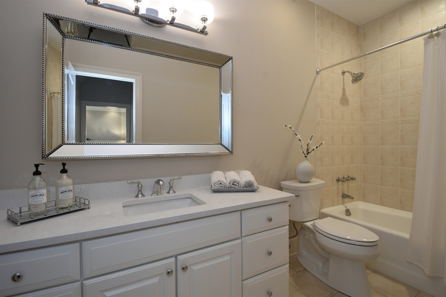 Real Estate Photography - 9 Hubbell Ct, Barrington Hills, IL, 60010 - 3rd Bathroom