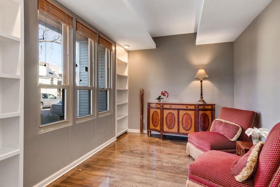 Real Estate Photography - 2127 W School St, Chicago, IL, 60618 - Bonus Room