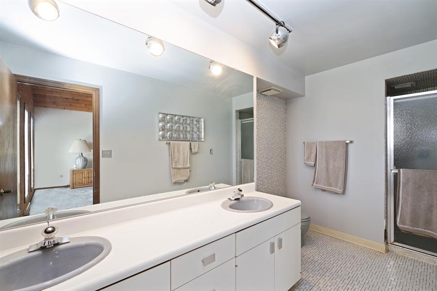 Real Estate Photography - 14405 w Jody Lane, Wadsworth, IL, 60083 - Master Bathroom