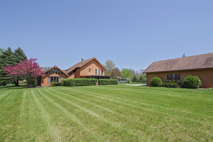 Real Estate Photography - 14405 w Jody Lane, Wadsworth, IL, 60083 - Back Yard