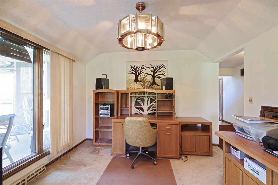 Real Estate Photography - 14405 w Jody Lane, Wadsworth, IL, 60083 - Dining Room