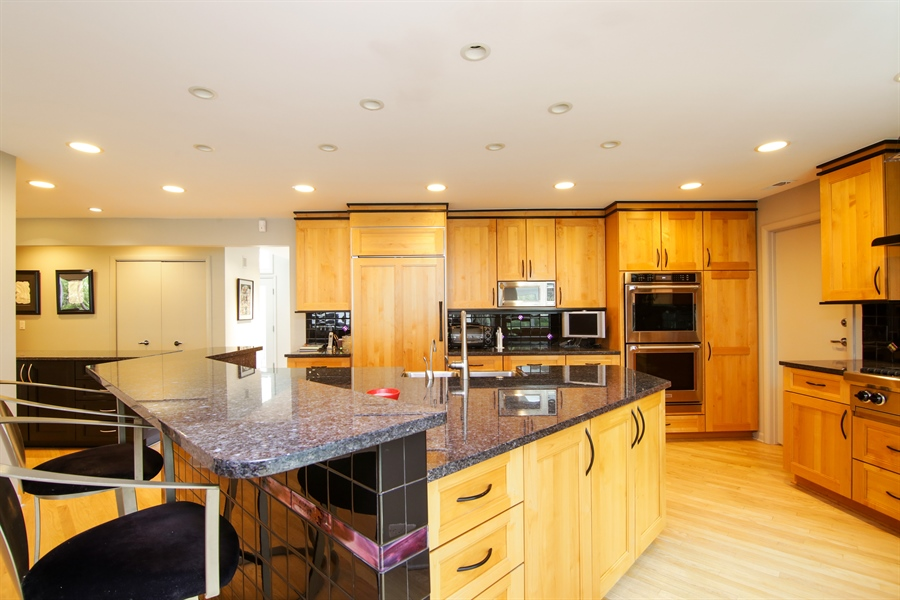 Real Estate Photography - 1930 Phillips, Northbrook, IL, 60062 - Kitchen