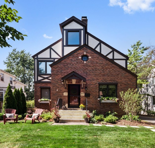 Real Estate Photography - 305 16th St, Wilmette, IL, 60091 -