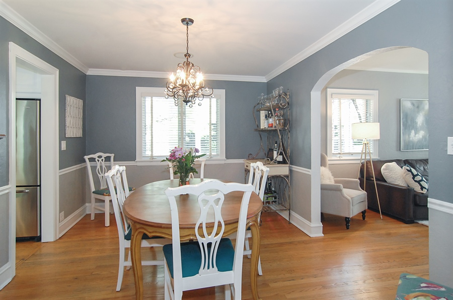 Real Estate Photography - 305 16th St, Wilmette, IL, 60091 - Dining Area