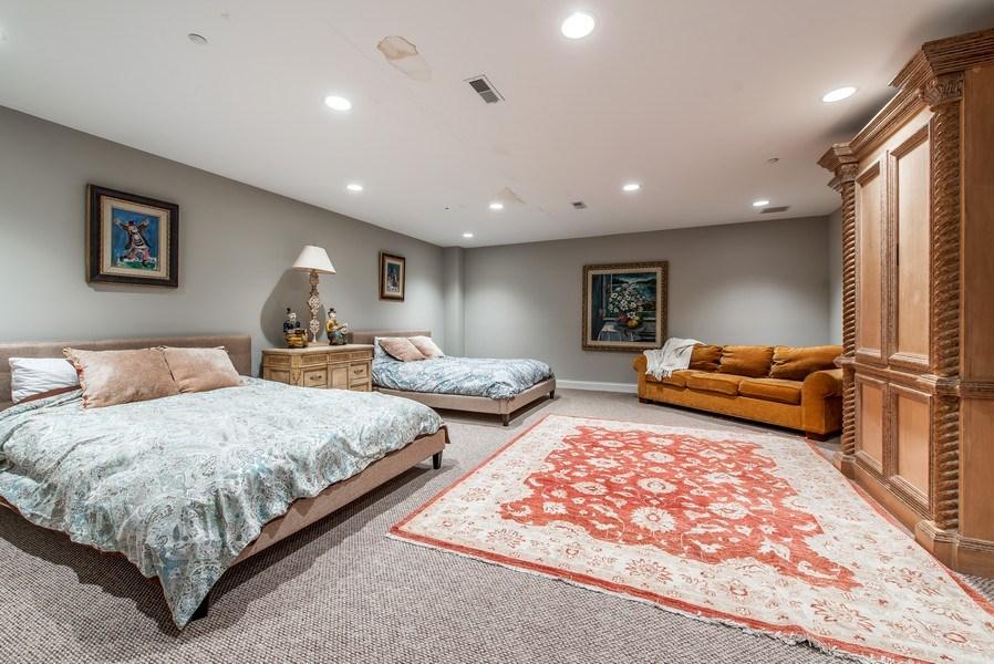 Real Estate Photography - 67 Laurel, Highland Park, IL, 60035 - Guest Bedroom