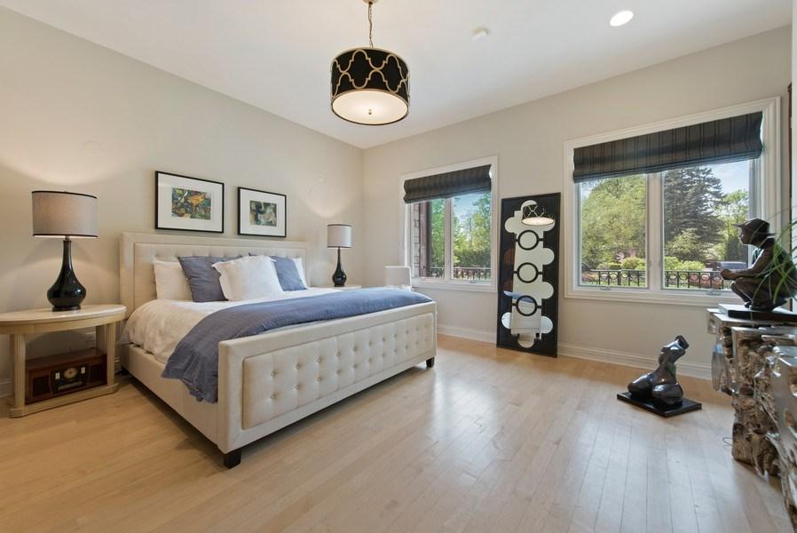 Real Estate Photography - 67 Laurel, Highland Park, IL, 60035 - 2nd Bedroom