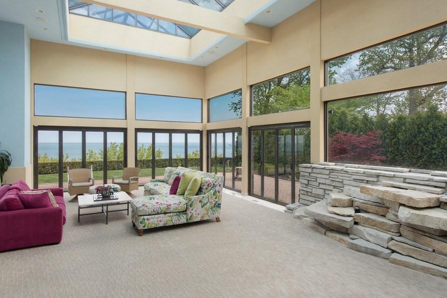 Real Estate Photography - 67 Laurel, Highland Park, IL, 60035 - Bonus room/Pool Room