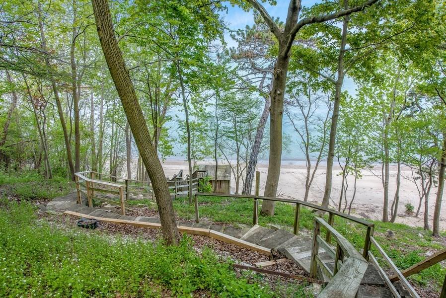 Real Estate Photography - 67 Laurel, Highland Park, IL, 60035 - Beach
