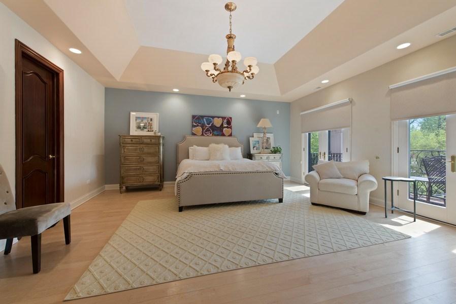 Real Estate Photography - 67 Laurel, Highland Park, IL, 60035 - 4th Bedroom