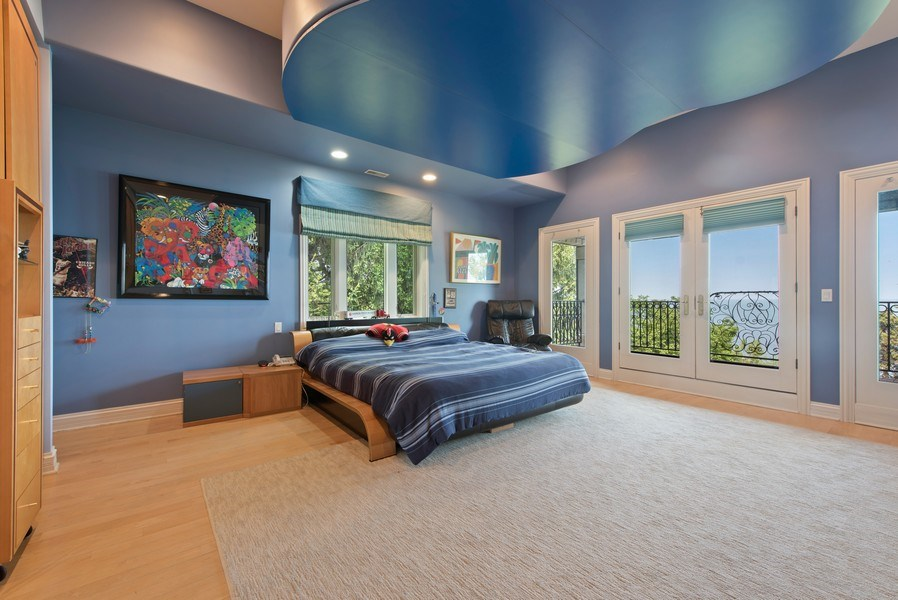 Real Estate Photography - 67 Laurel, Highland Park, IL, 60035 - 5th Bedroom