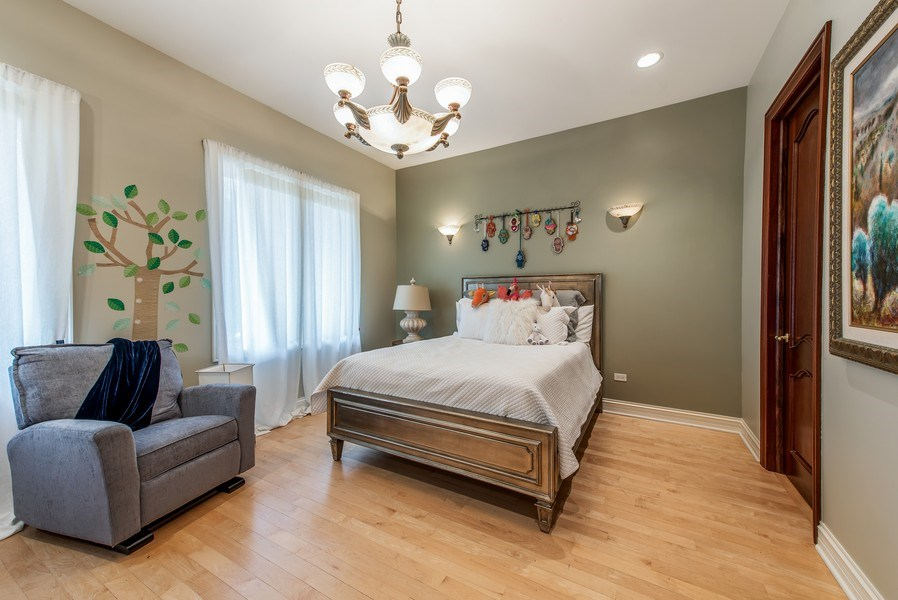 Real Estate Photography - 67 Laurel, Highland Park, IL, 60035 - Bedroom