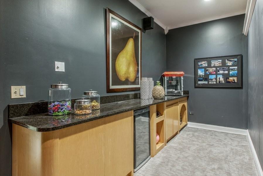 Real Estate Photography - 67 Laurel, Highland Park, IL, 60035 - Theatre