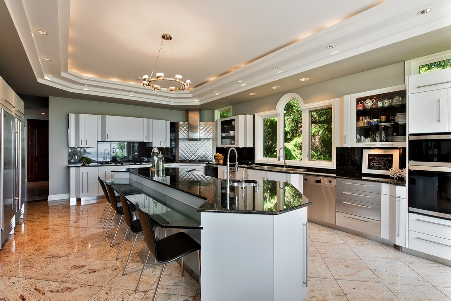 Real Estate Photography - 67 Laurel, Highland Park, IL, 60035 - Kitchen