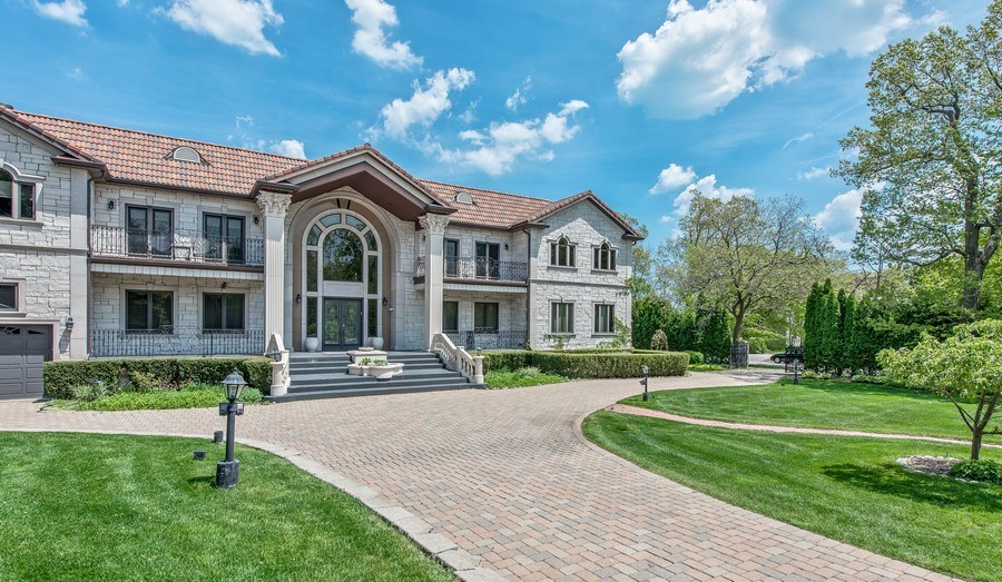 Real Estate Photography - 67 Laurel, Highland Park, IL, 60035 - Front View