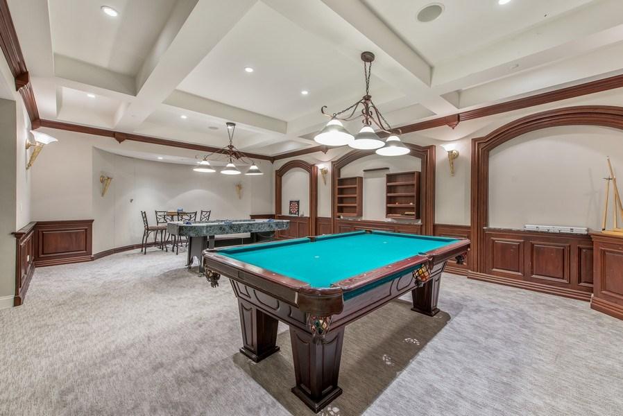 Real Estate Photography - 67 Laurel, Highland Park, IL, 60035 - Pool Room