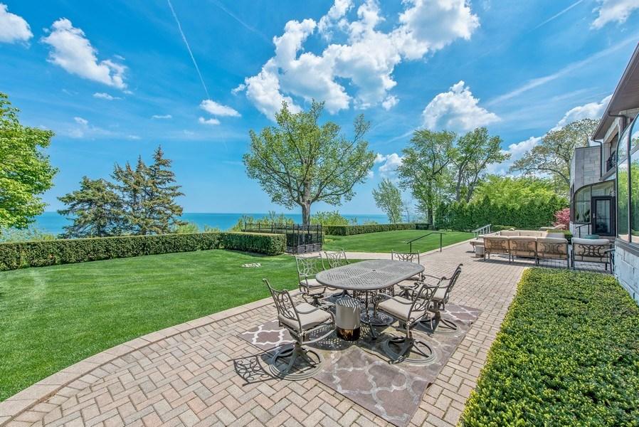 Real Estate Photography - 67 Laurel, Highland Park, IL, 60035 - Patio