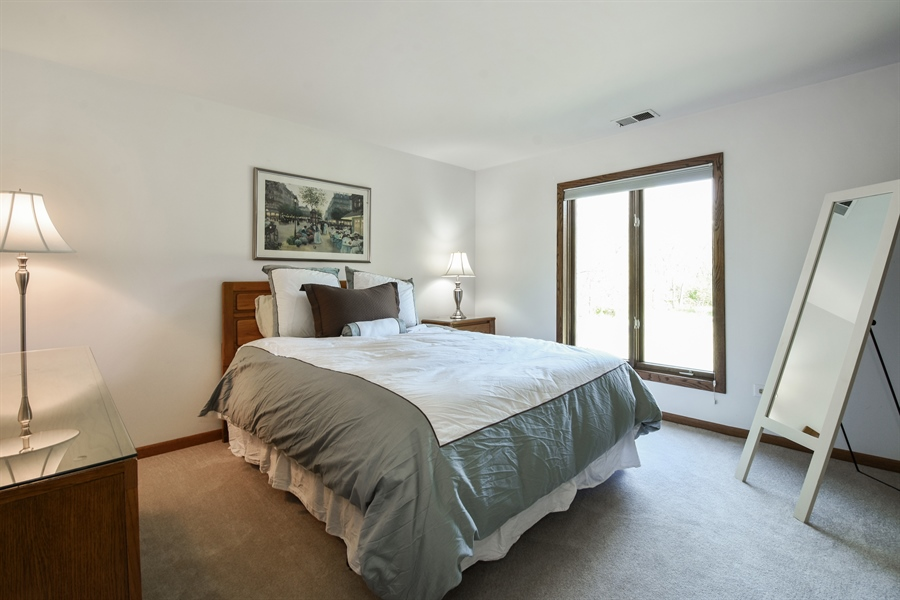 Real Estate Photography - 27948 W Kelsey Rd, Lake Barrington, IL, 60010 - 3rd Bedroom