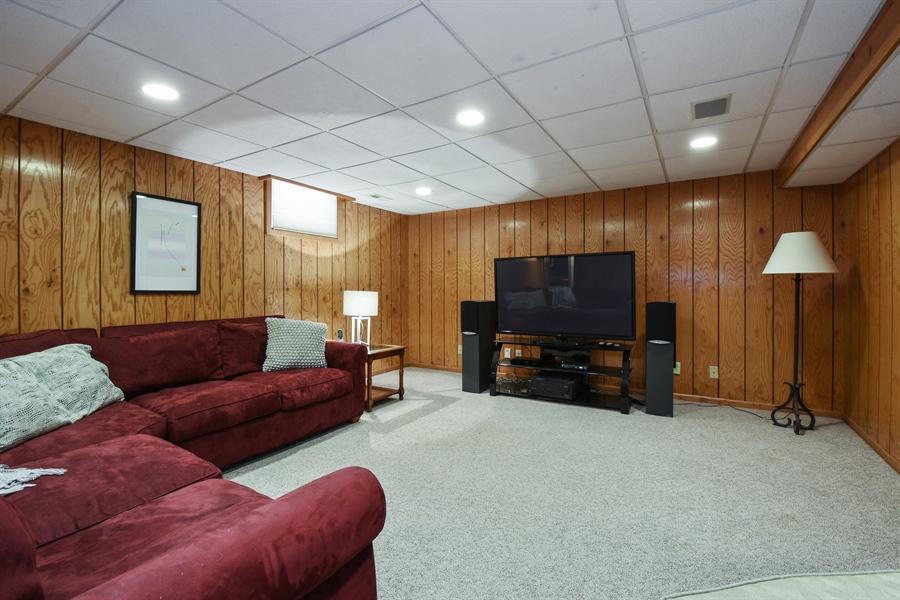 Real Estate Photography - 27948 W Kelsey Rd, Lake Barrington, IL, 60010 - Basement
