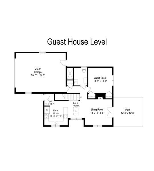 Real Estate Photography - 27948 W Kelsey Rd, Lake Barrington, IL, 60010 - Floor Plan