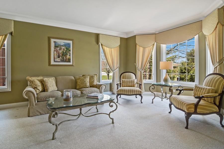 Real Estate Photography - 20843 W. High Ridge, Kildeer, IL, 60047 - Living Room