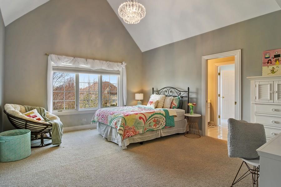 Real Estate Photography - 20843 W. High Ridge, Kildeer, IL, 60047 - 3rd Bedroom