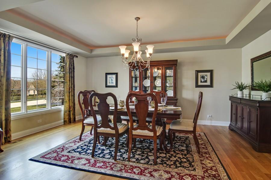 Real Estate Photography - 20843 W. High Ridge, Kildeer, IL, 60047 - Dining Room