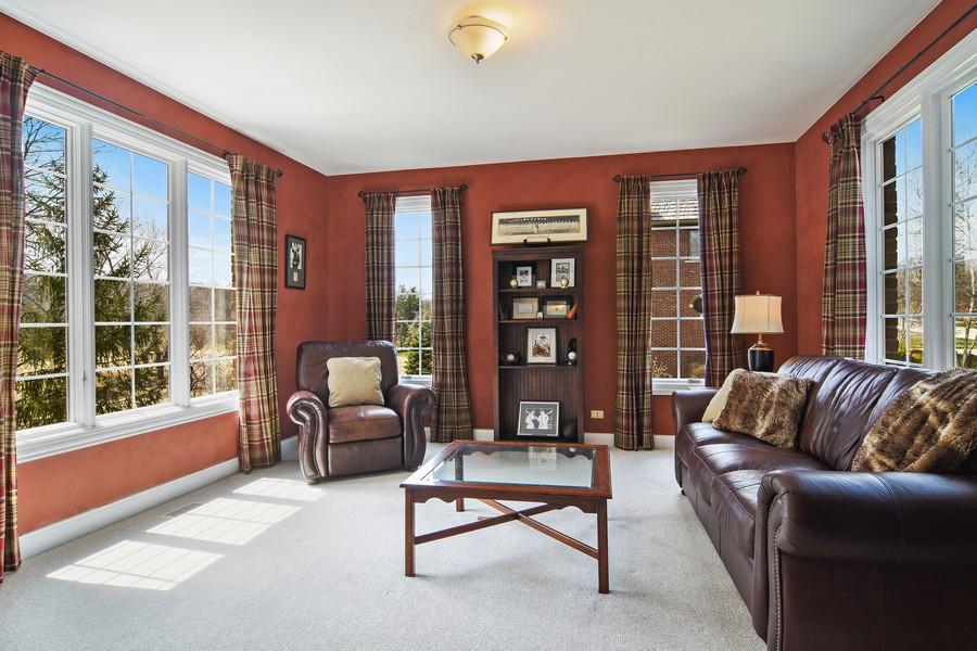 Real Estate Photography - 20843 W. High Ridge, Kildeer, IL, 60047 - Office