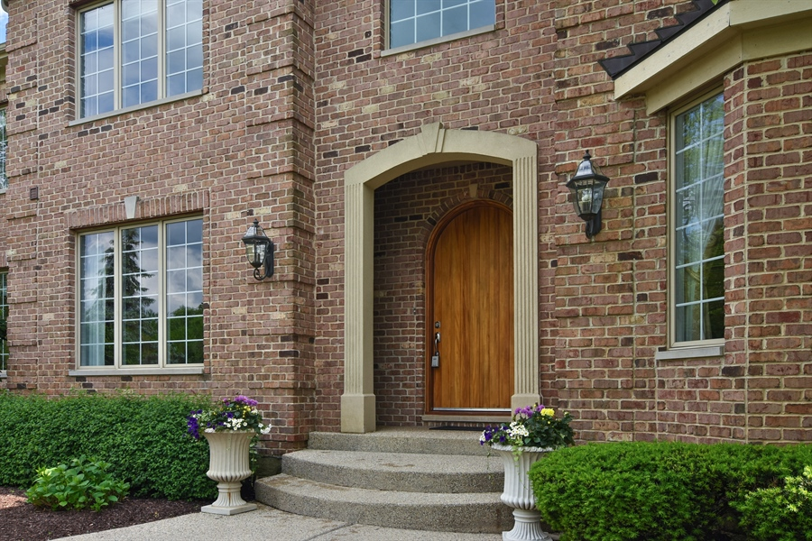Real Estate Photography - 20843 W. High Ridge, Kildeer, IL, 60047 - Front View