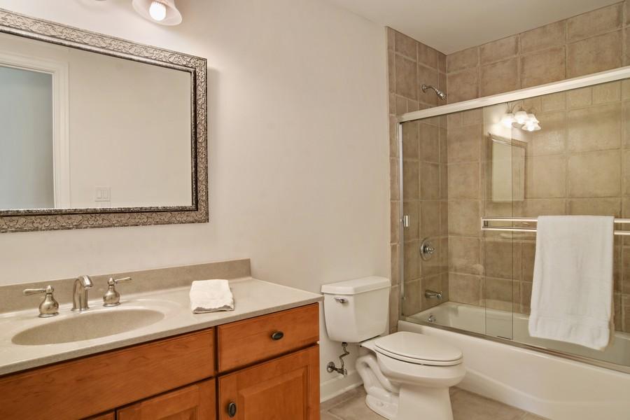 Real Estate Photography - 20843 W. High Ridge, Kildeer, IL, 60047 - Bathroom