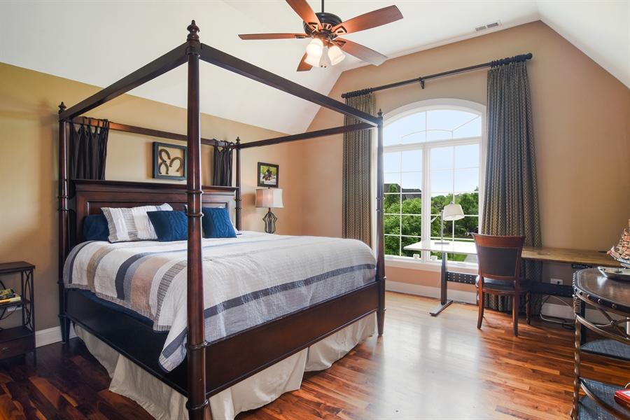 Real Estate Photography - 22358 N. Prairie Lane, Kildeer, IL, 60047 - 2nd Bedroom